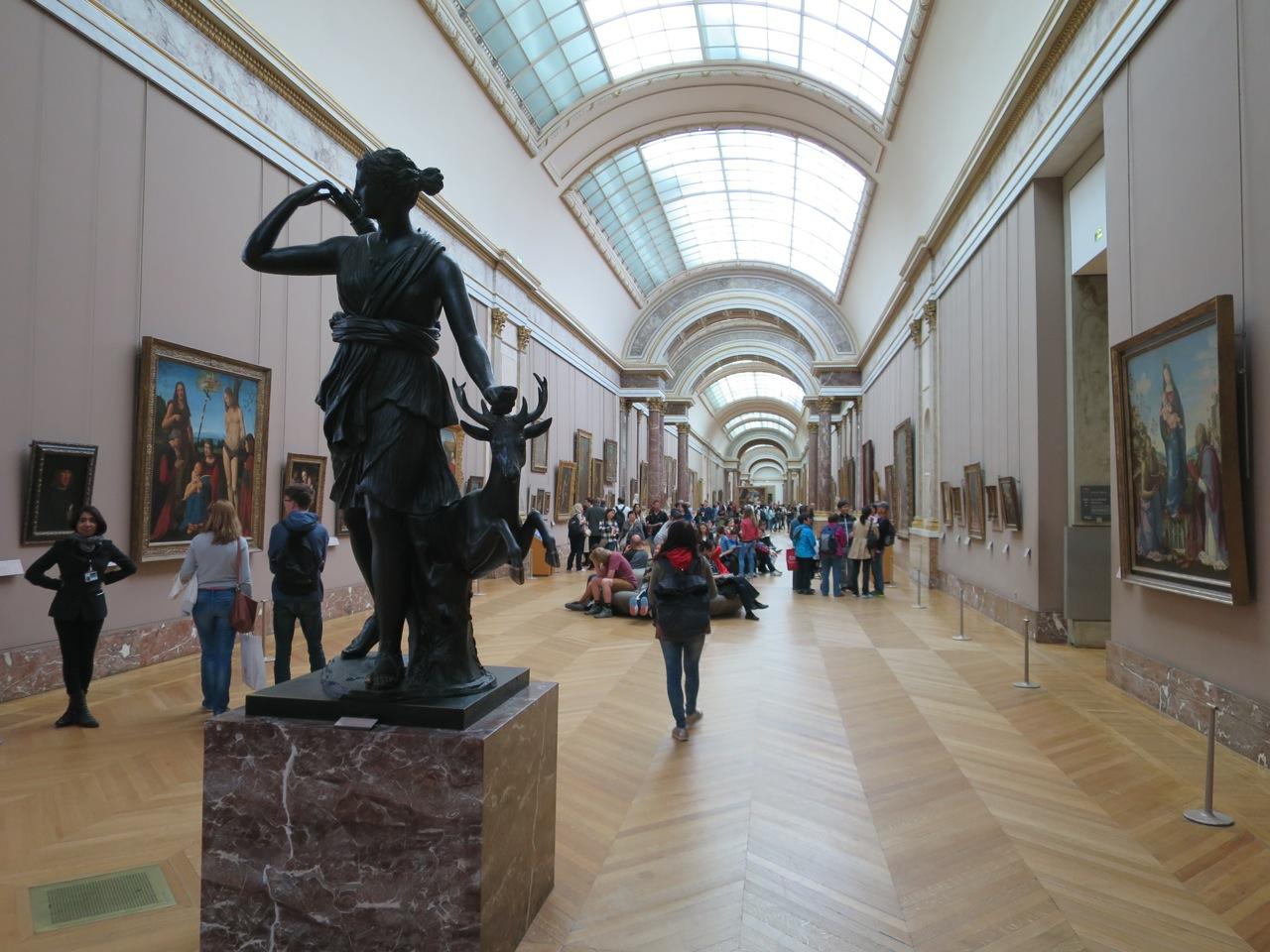 Paris 4 Museu Louvre 02