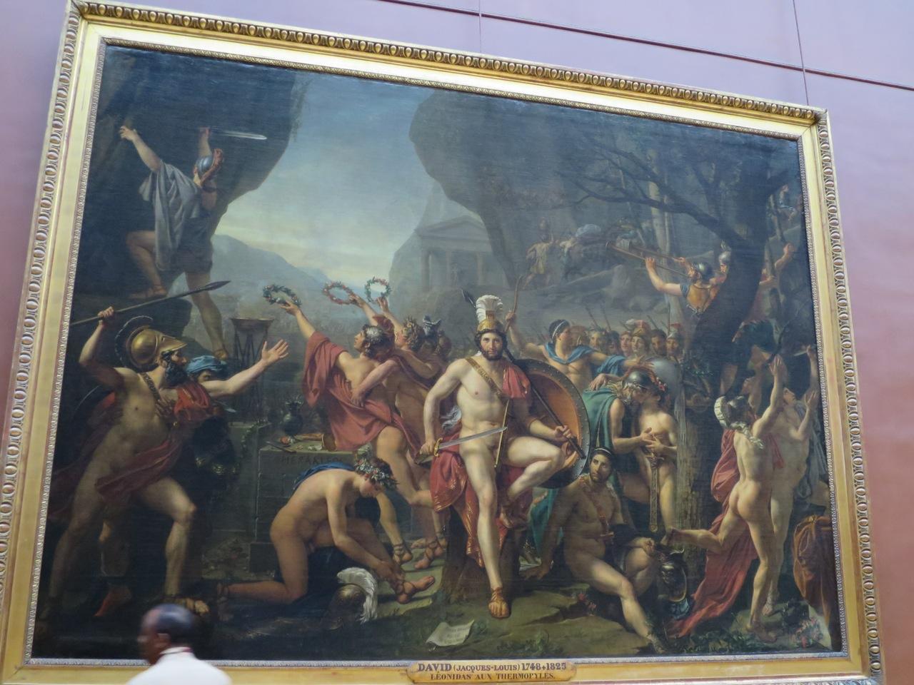 Paris 4 Museu Louvre 05