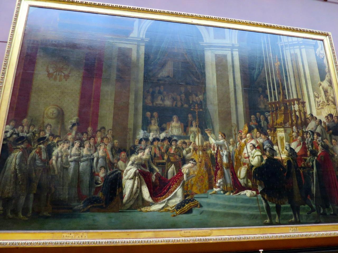 Paris 4 Museu Louvre 06