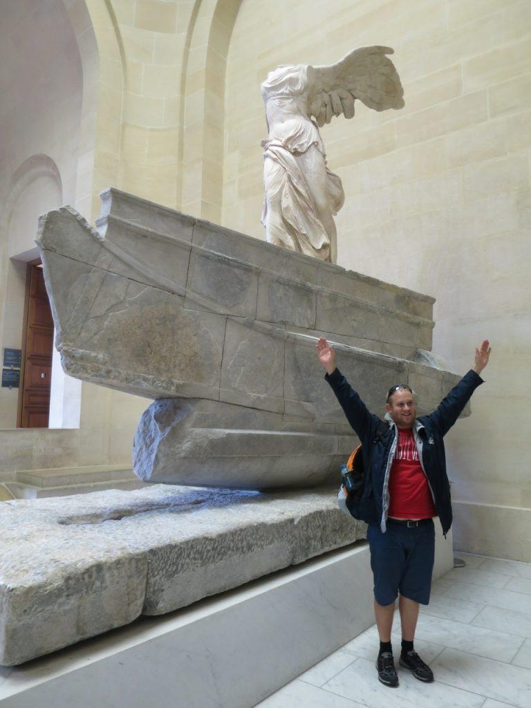 Paris 4 Museu Louvre 07