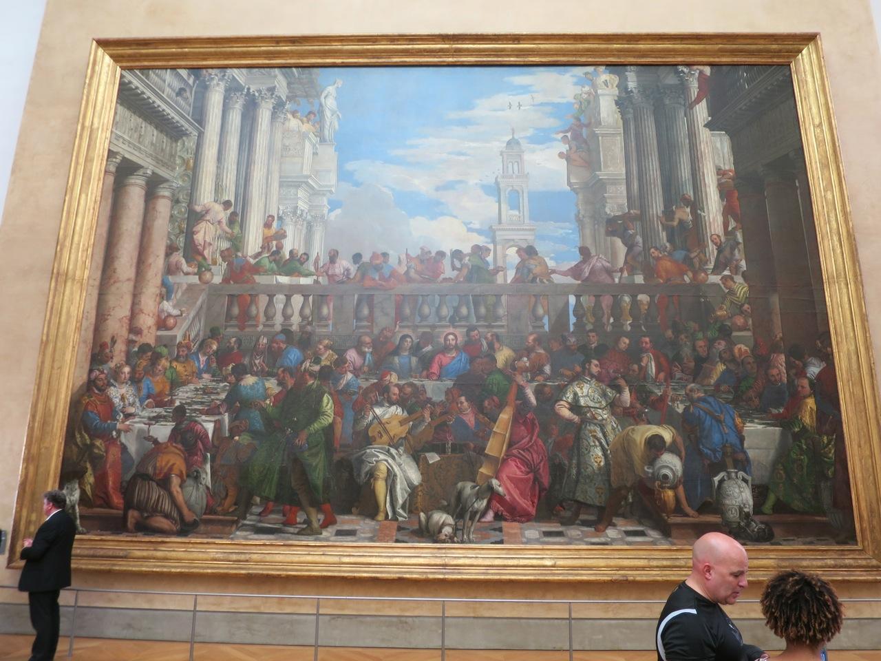 Paris 4 Museu Louvre 15