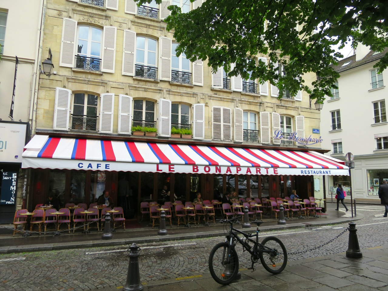 Paris 5 Cafes e ruas 01
