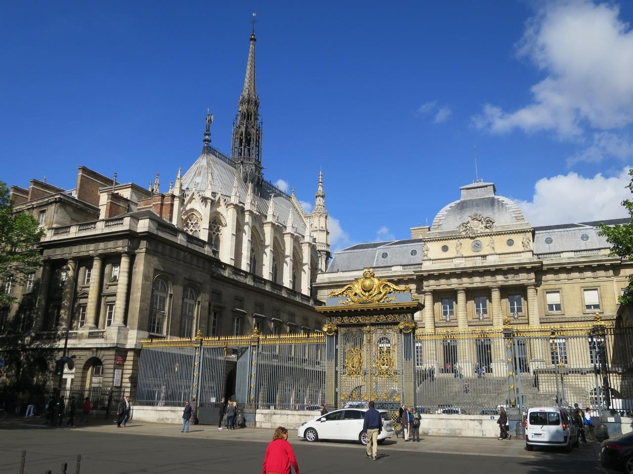 Paris 5 Sainte Chapelle 01
