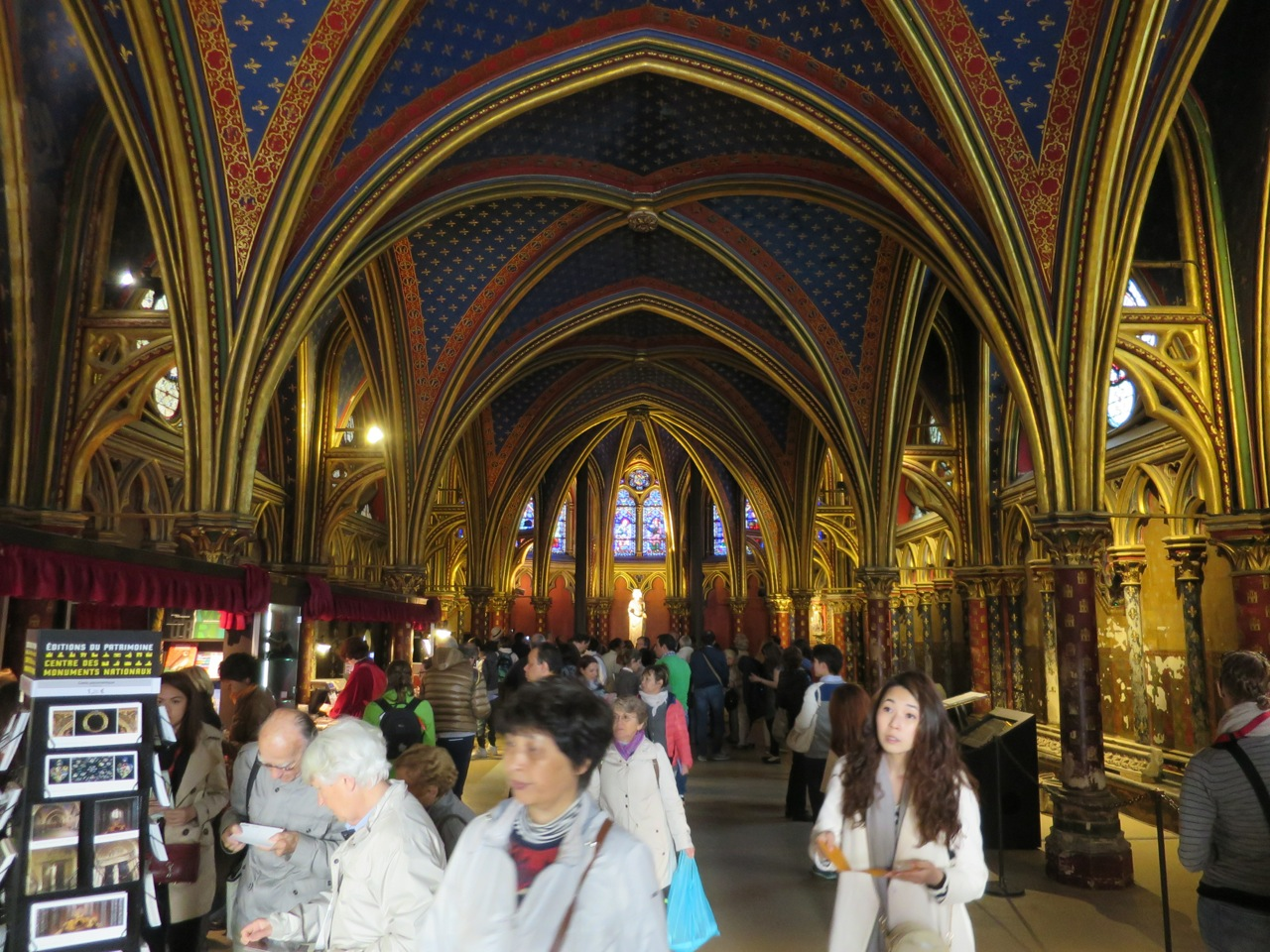 Paris 5 Sainte Chapelle 02