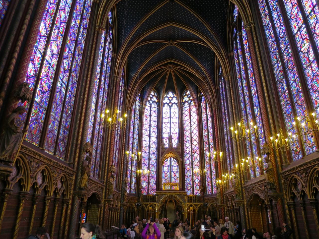 Paris 5 Sainte Chapelle 03