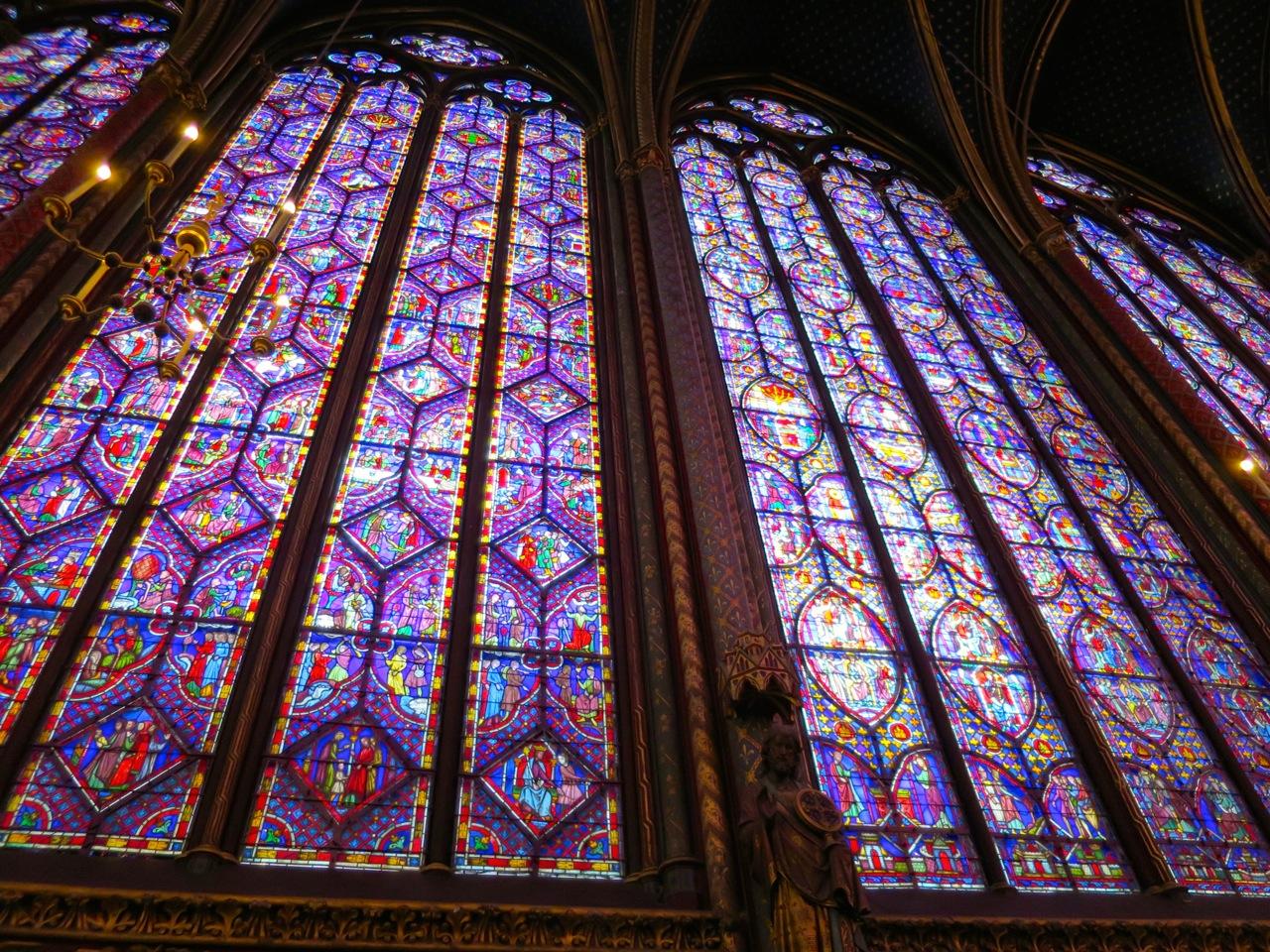 Paris 5 Sainte Chapelle 04