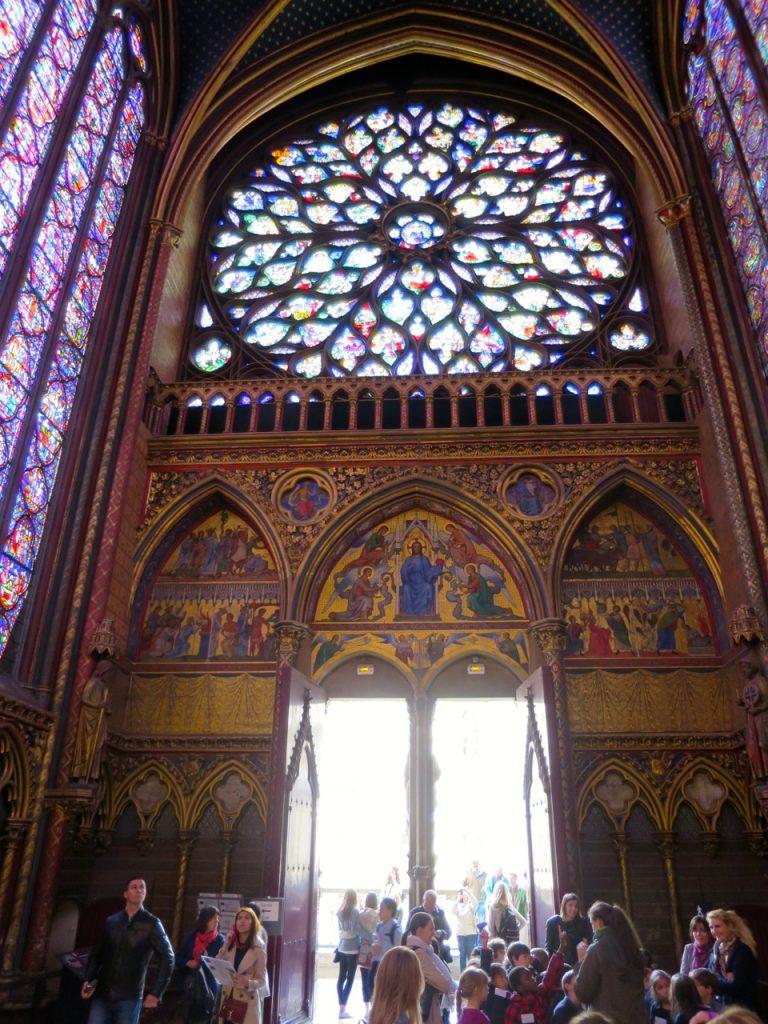 Paris 5 Sainte Chapelle 05