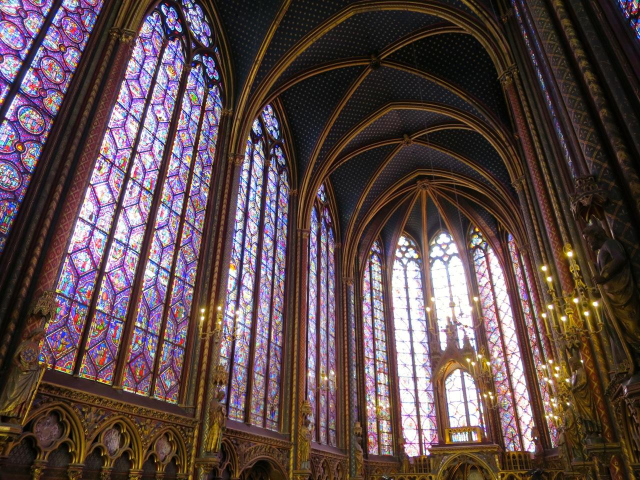 Paris 5 Sainte Chapelle 06