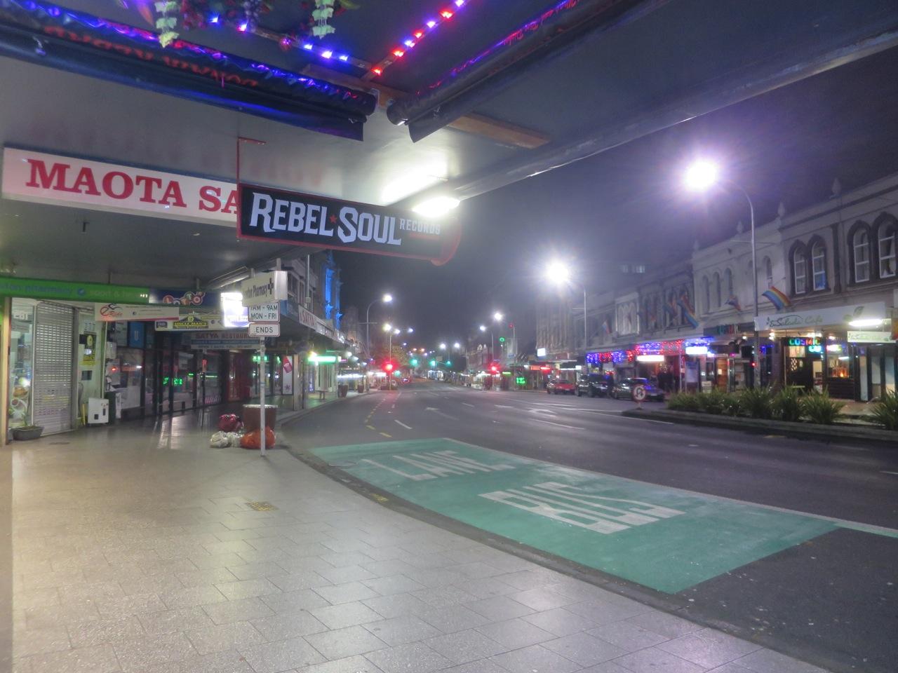 Auckland 1 13