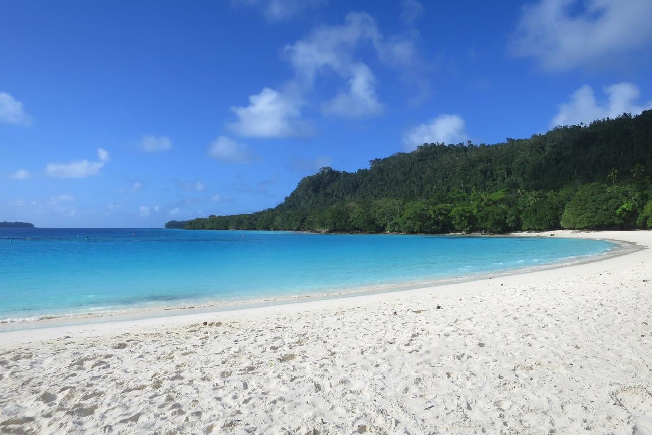 Praia de Champagne, Vanuatu