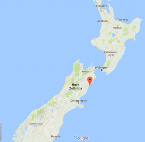 Kaikoura na NZ