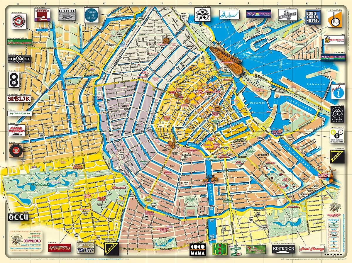 Amsterdam 1 25