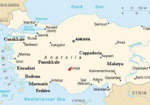 konya map1