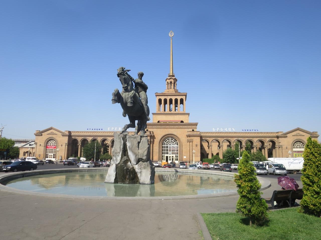 Jornada Erevan Tbilisi 1 01