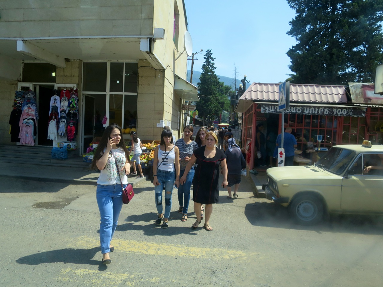 Jornada Erevan Tbilisi 1 10