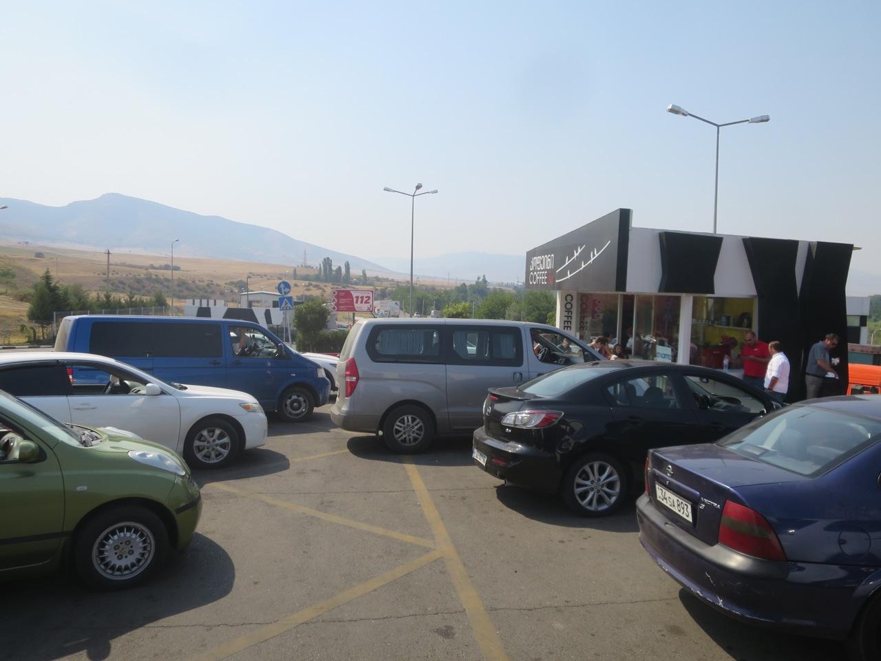 Jornada Erevan Tbilisi 1 12