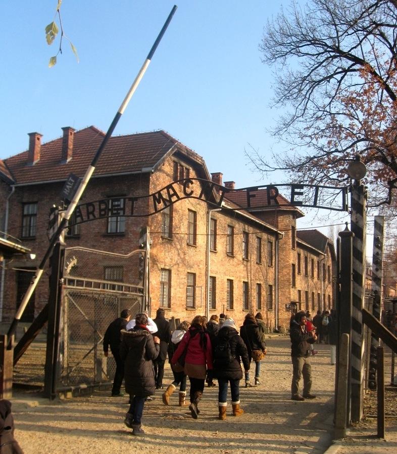 Auschwitz Birkenau 1 02