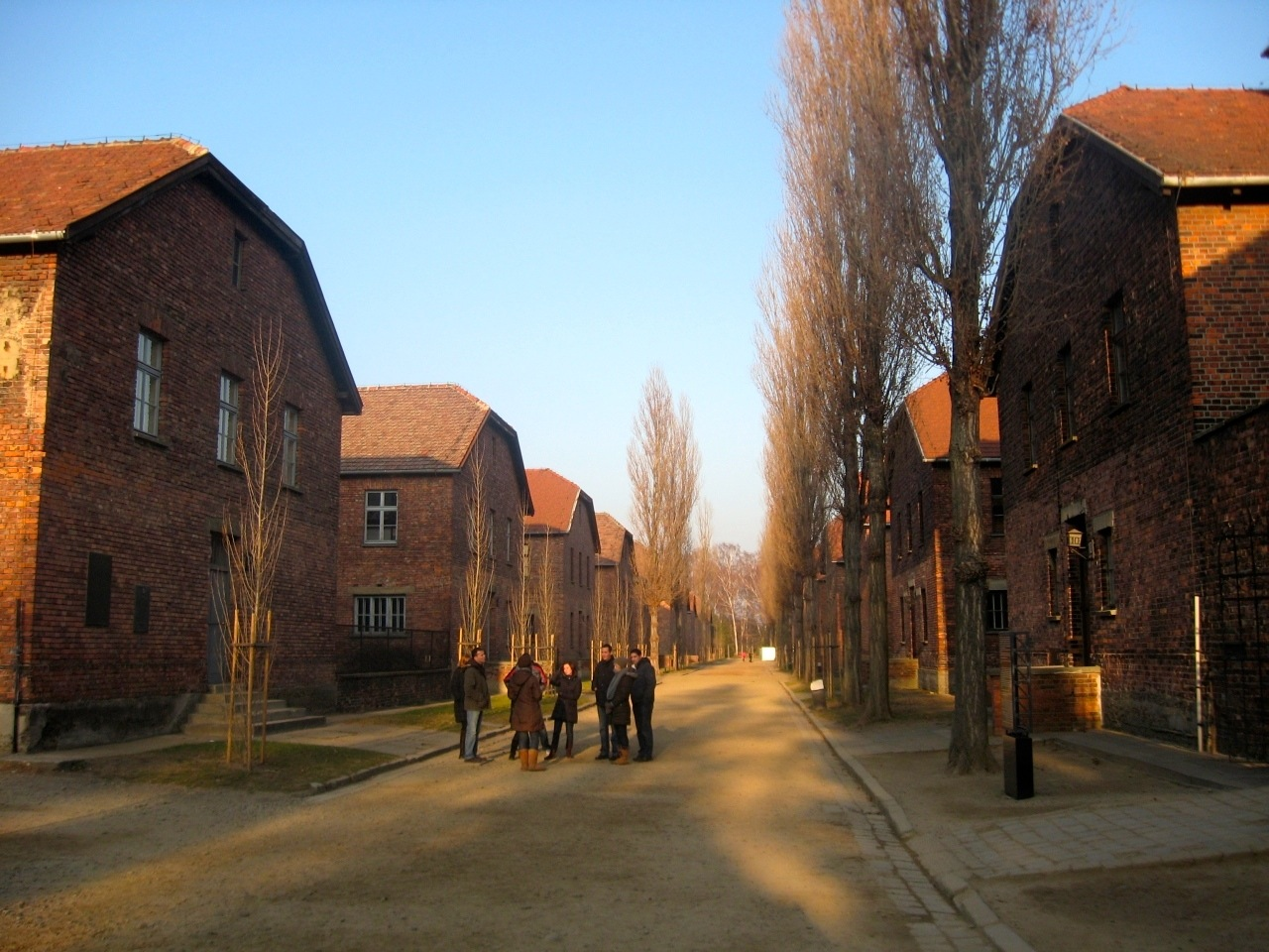 Auschwitz Birkenau 1 04