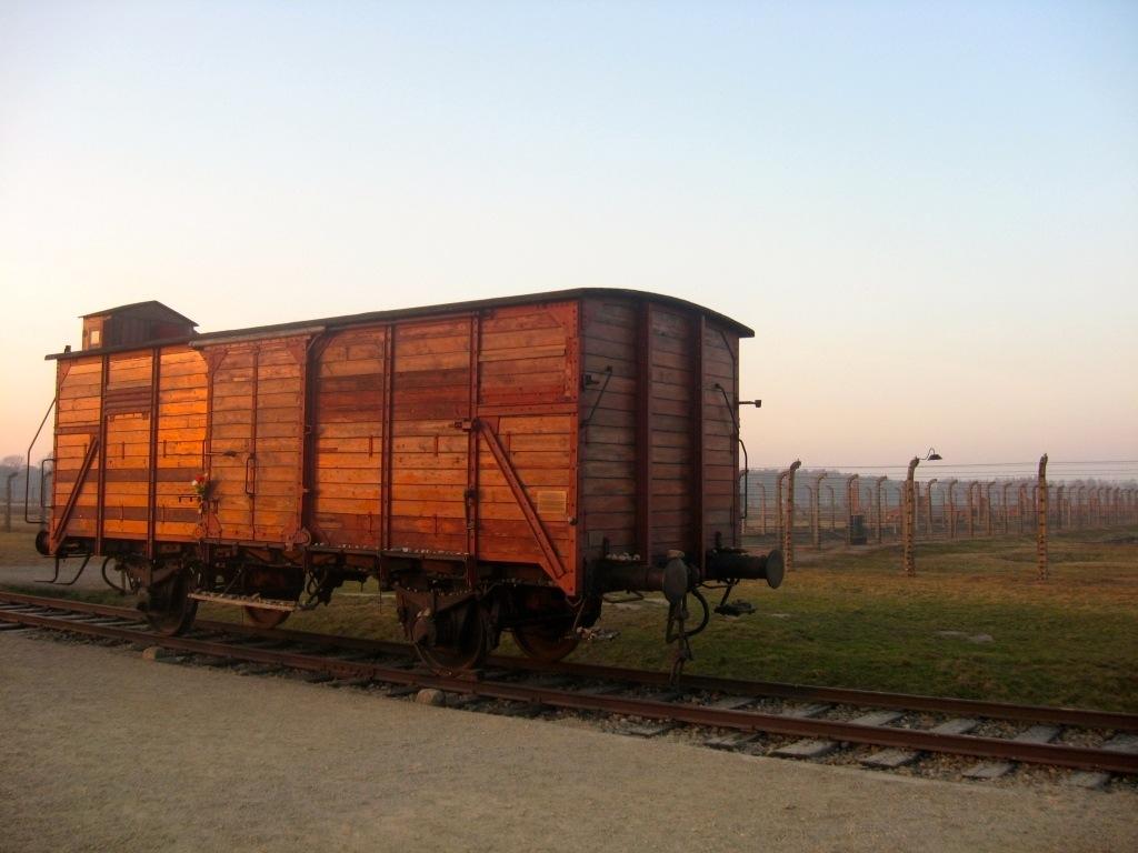 Auschwitz Birkenau 1 08
