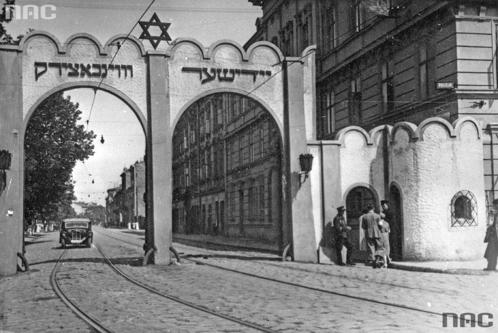 Krakow gueto judeu