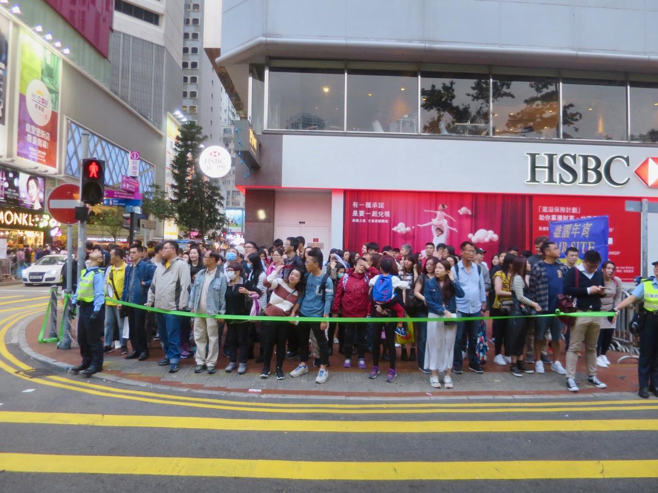 Hong Kong 6 19