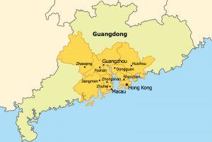 Hong Kong and Macau map 02