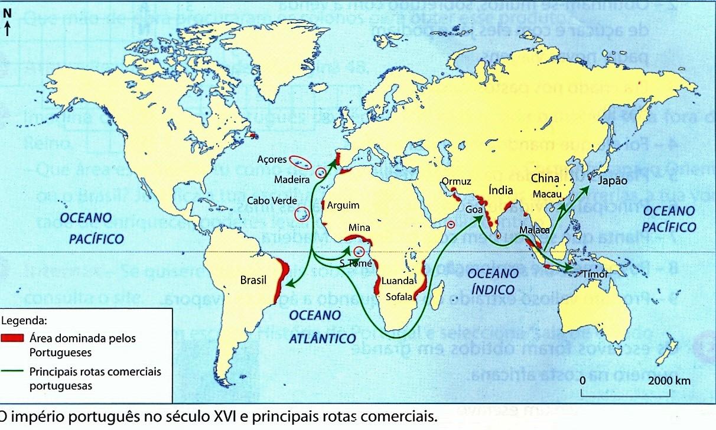 Mapa de Macau nas rotas