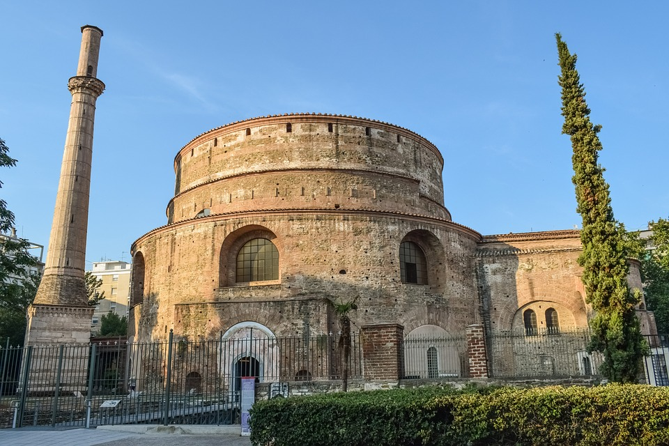 Thessaloniki rotunda
