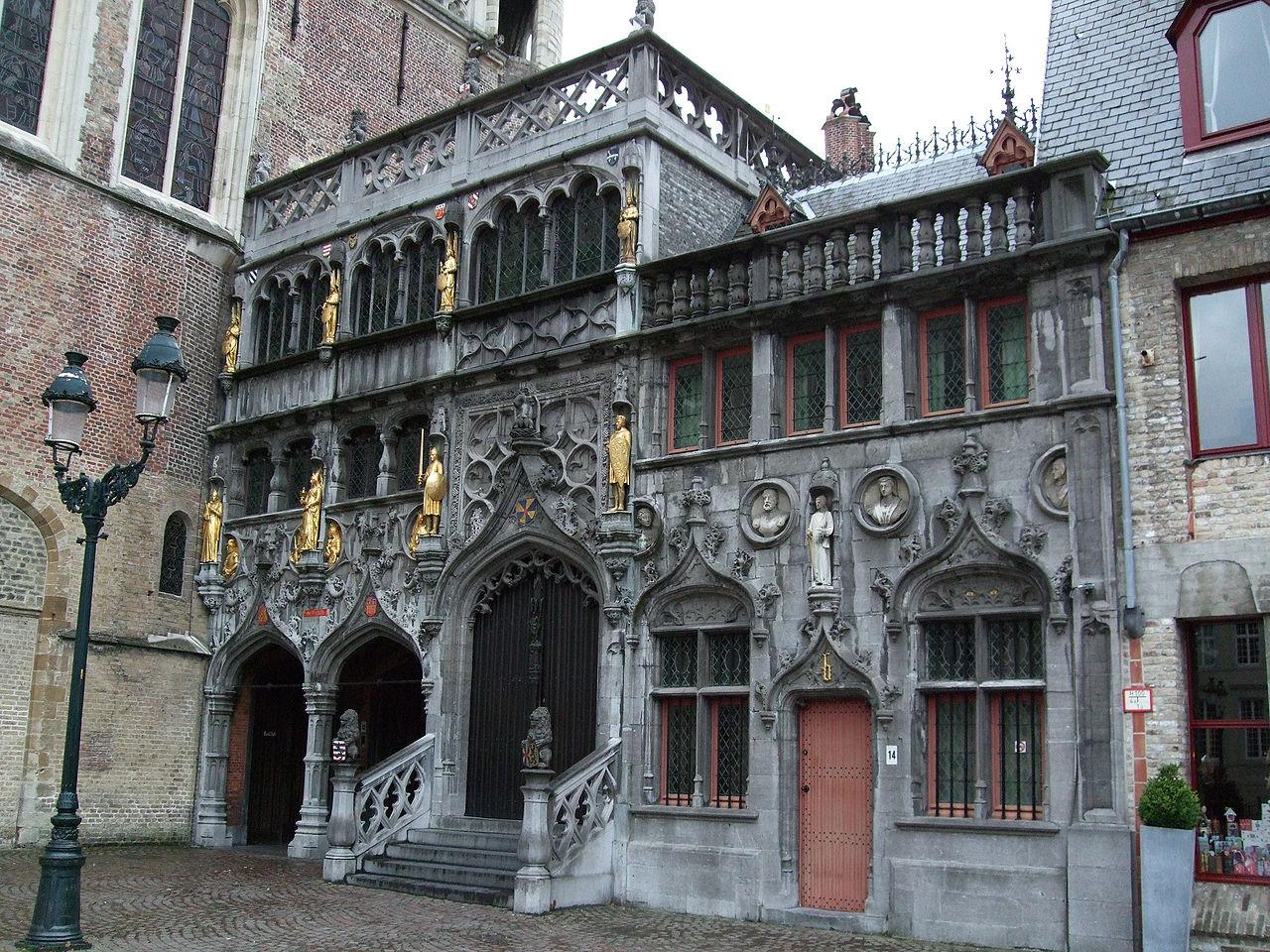 Basilica do Sangue Sagrado