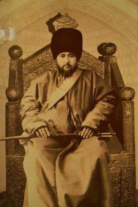 Khan of Khiva small