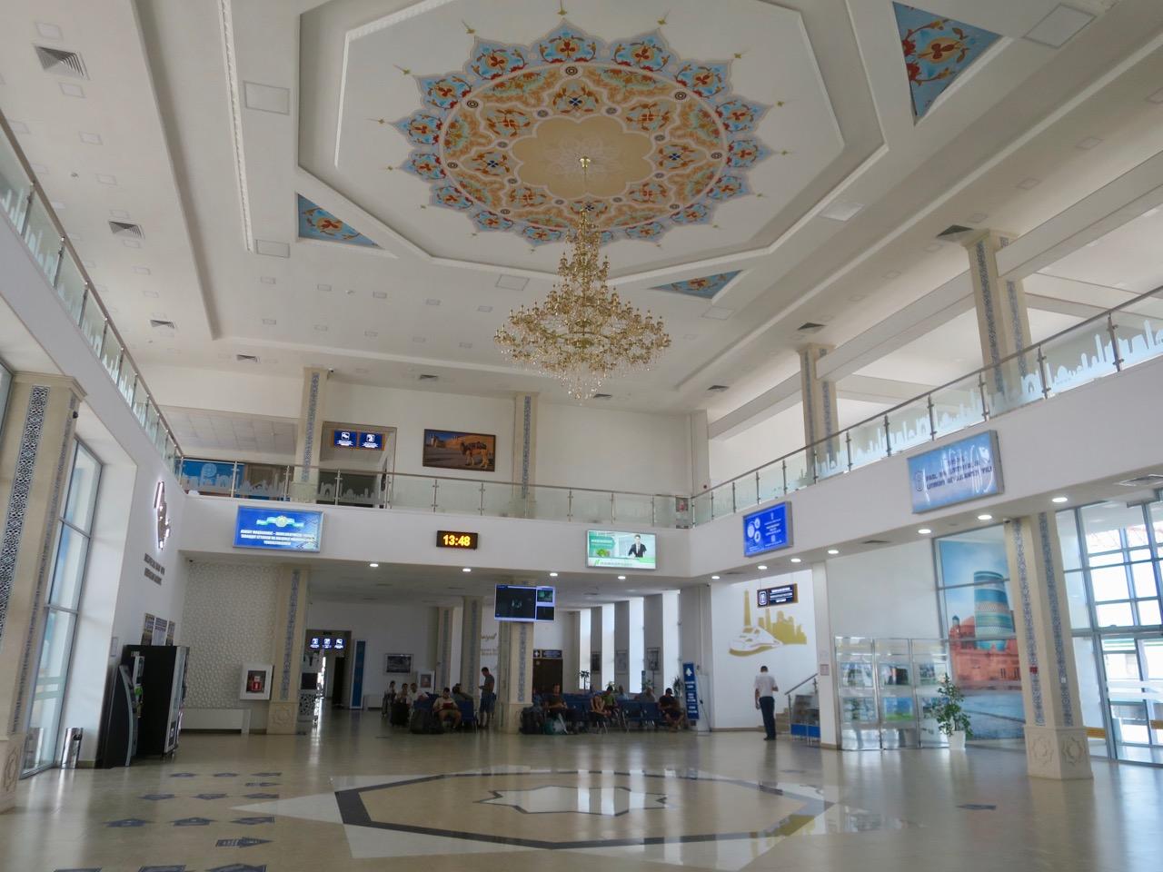 Uzbek trains 1 05