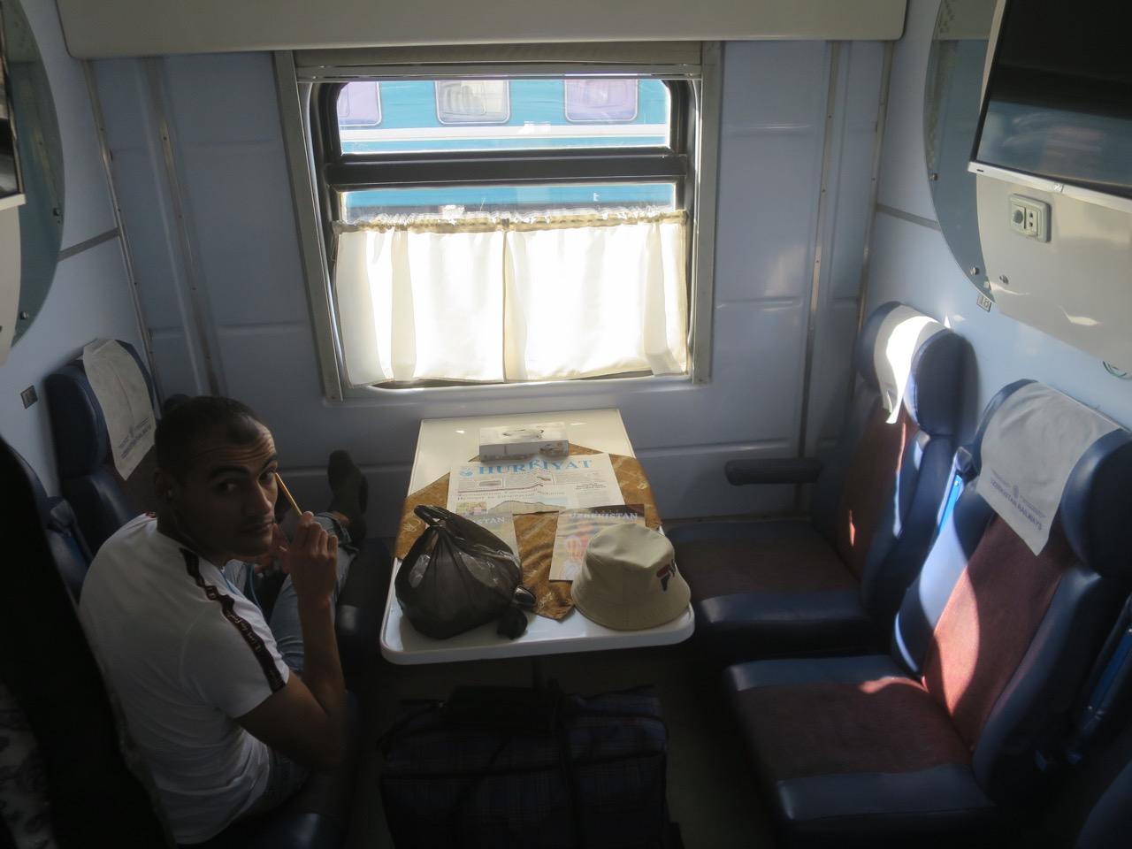 Uzbek trains 1 09