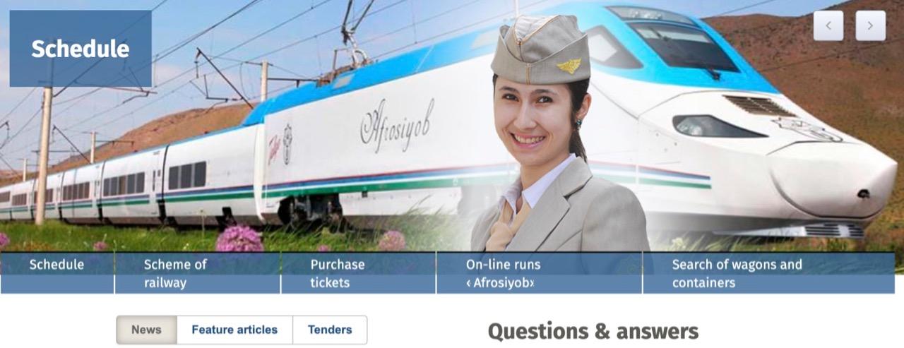 Uzbek trains 1 14