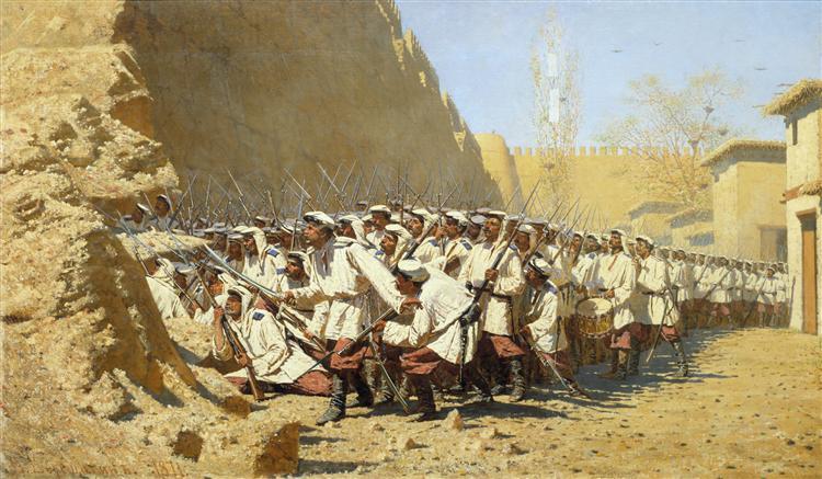 at the fortress walls let them enter 1871.jpgLarge