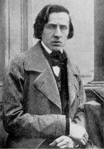 Frederic Chopin 1847