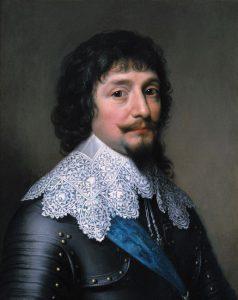 Friedrich V. von der Pfalz bis