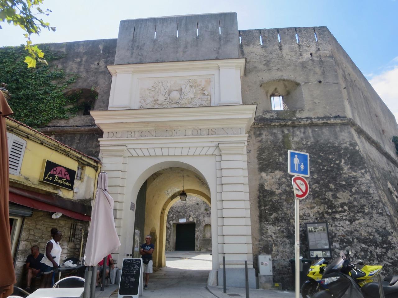 Bastia 1 11