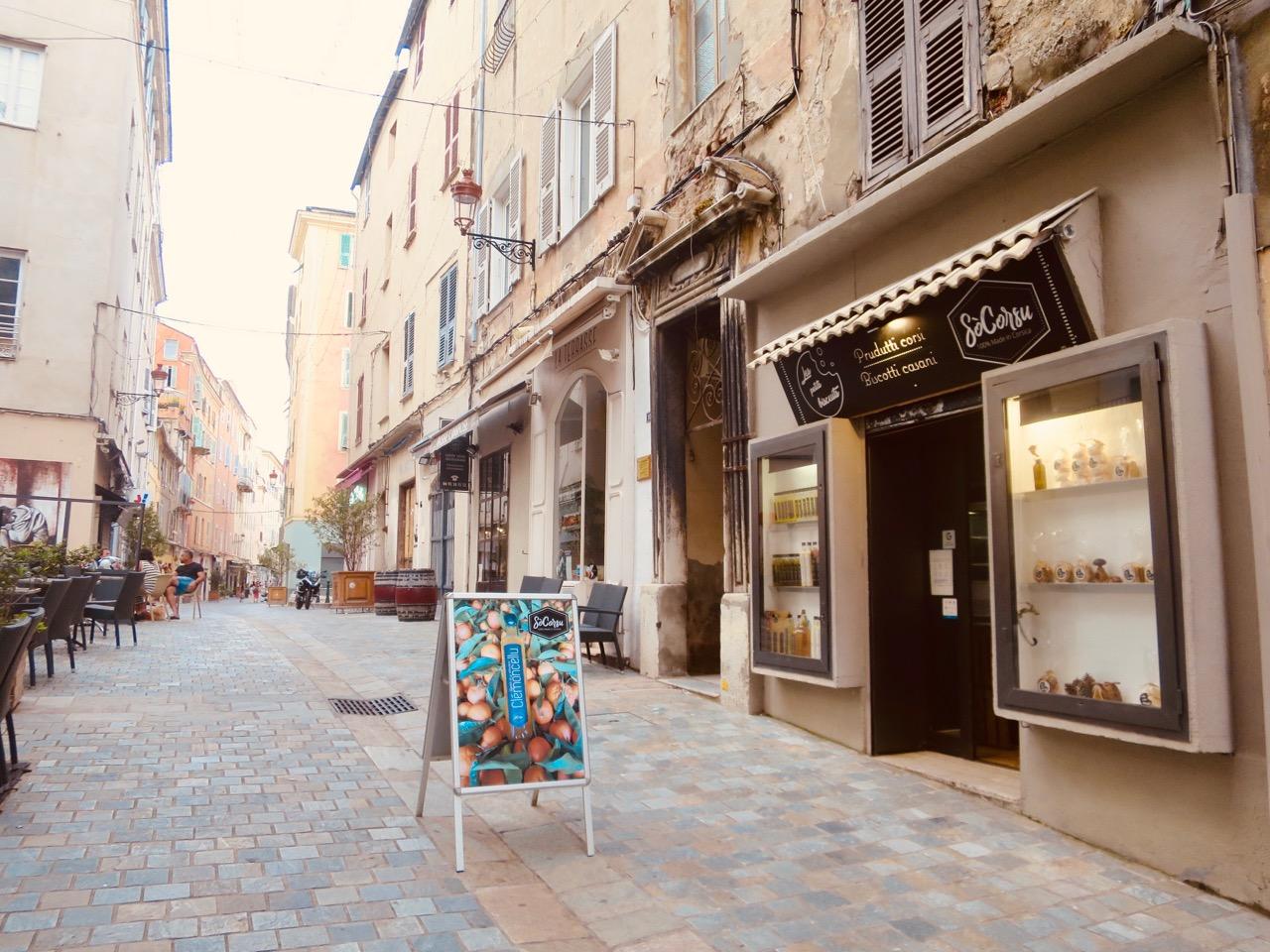 Bastia 1 21