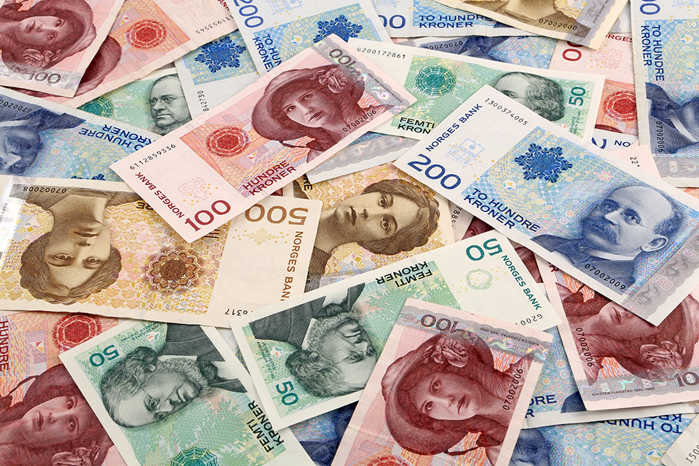 Dinheiro noruegues