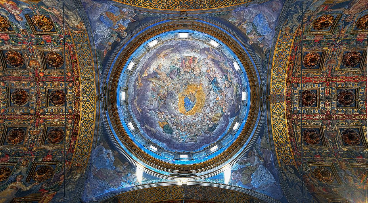 Santa Maria della Steccata Parma Dome