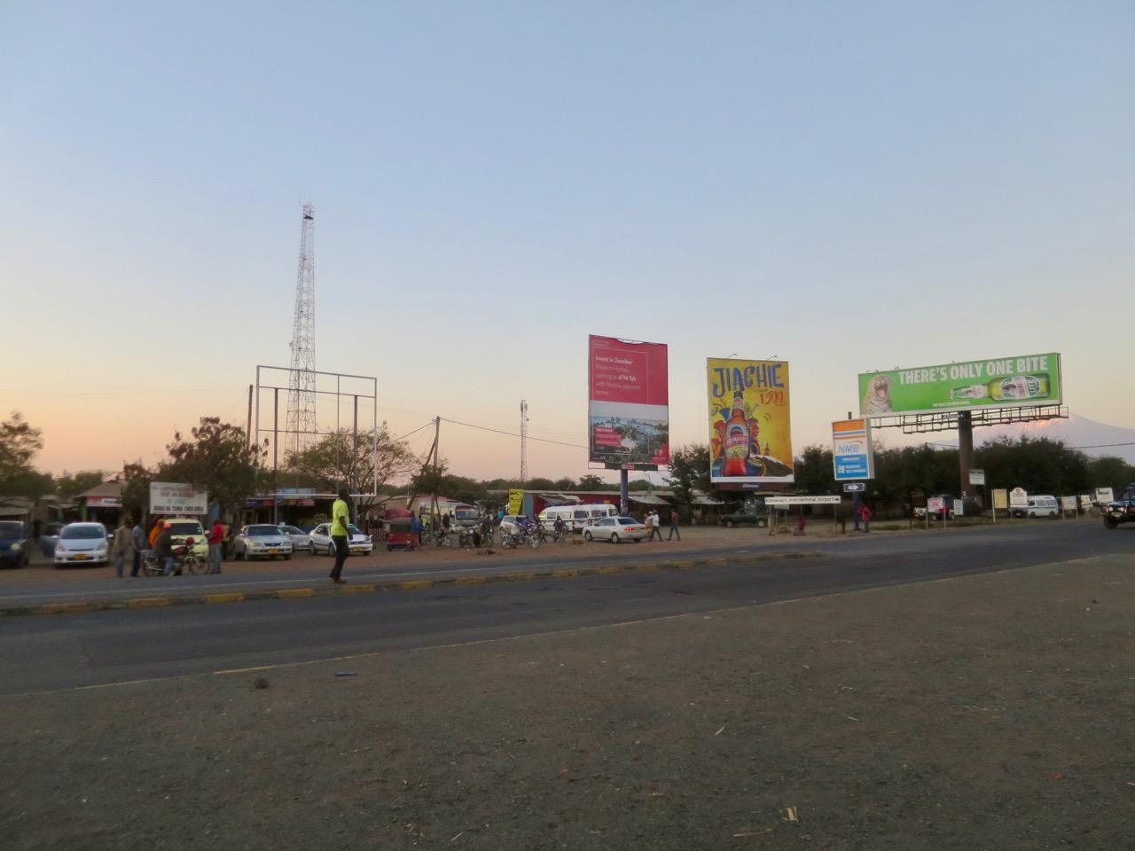 Tanzania chegada 1 11