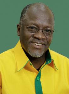 John Magufuli 2015