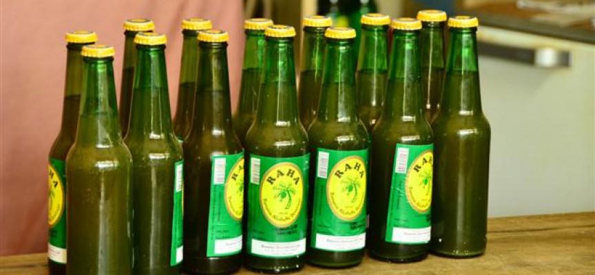 Mbege cerveja de banana tanzania