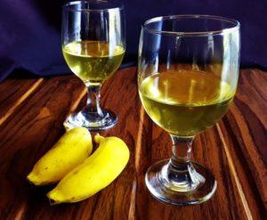 Vinho de Banana