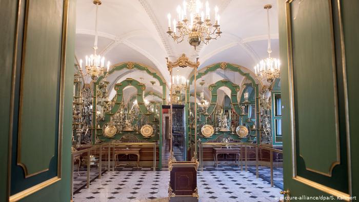 Cofre Verde Dresden