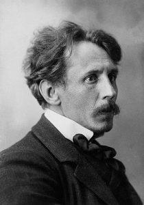 Mikalojus Konstantinas Čiurlionis photo portrait