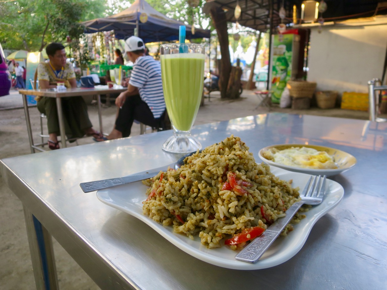 Culinaria birmanesa 1 08