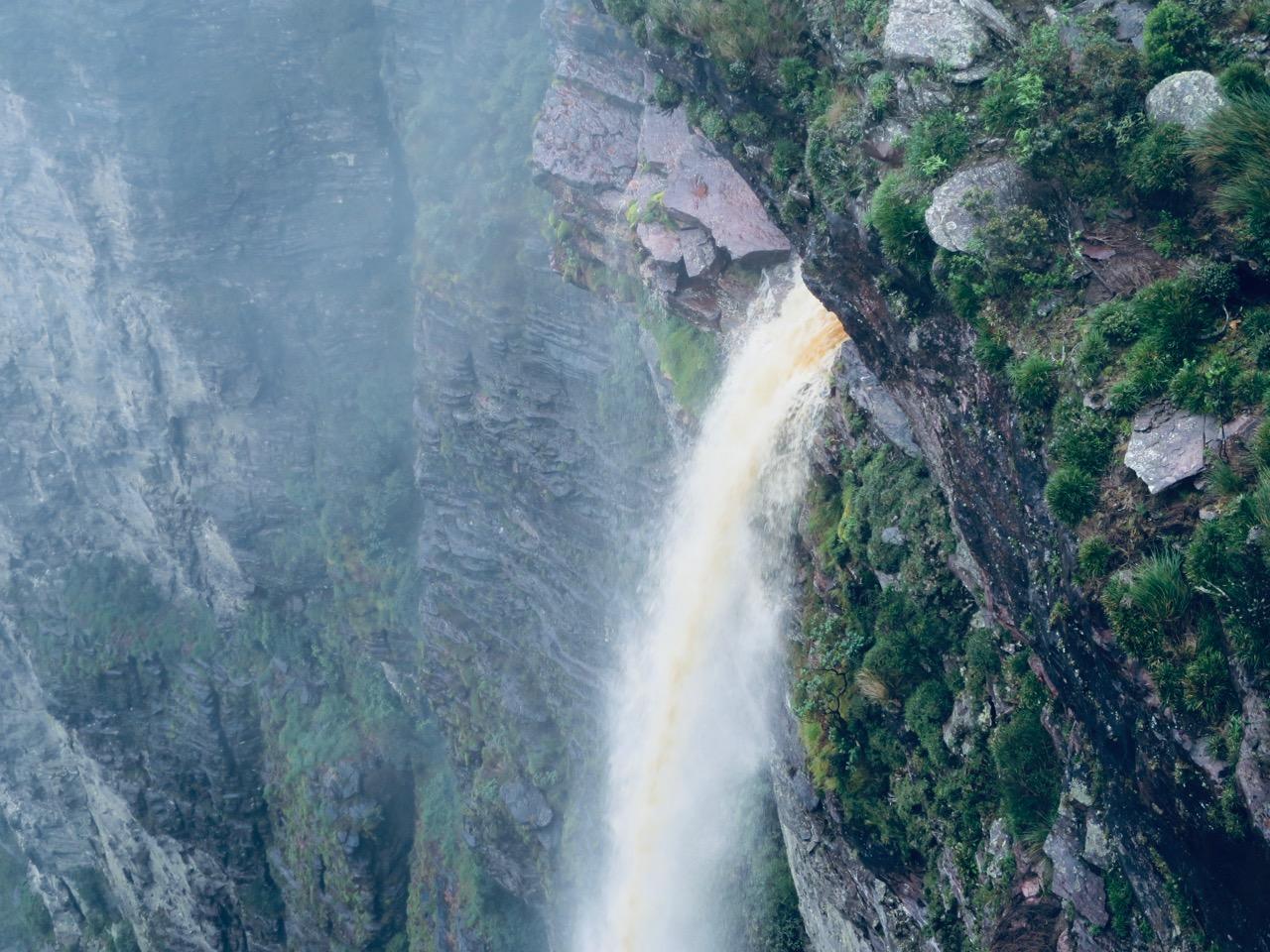 A Cachoeira da Fumaca