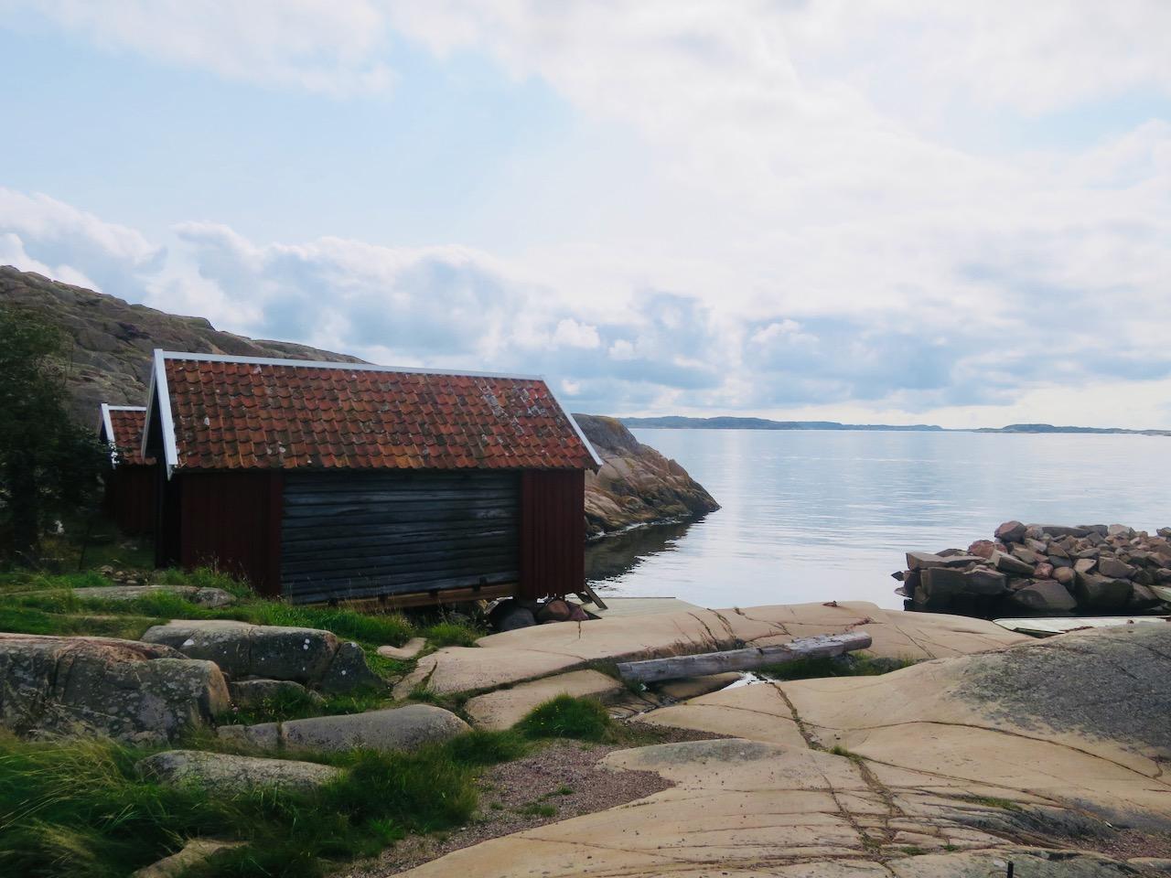 A costa de Kattegat