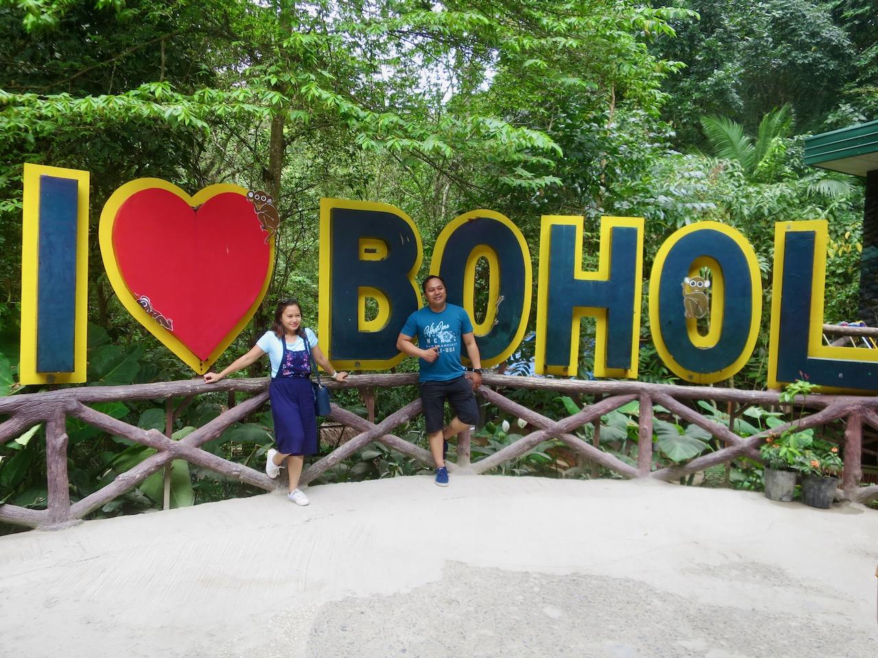 Eu Amo Bohol